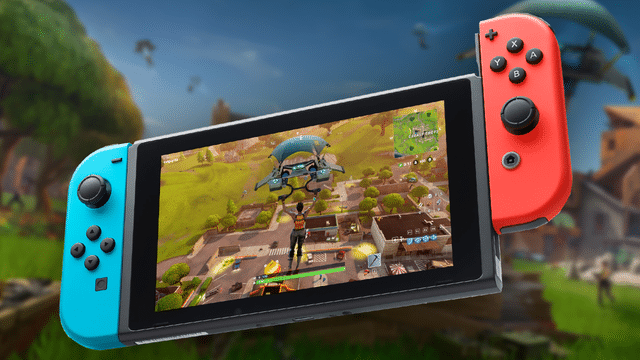 How to put mic on fortnite nintendo switch