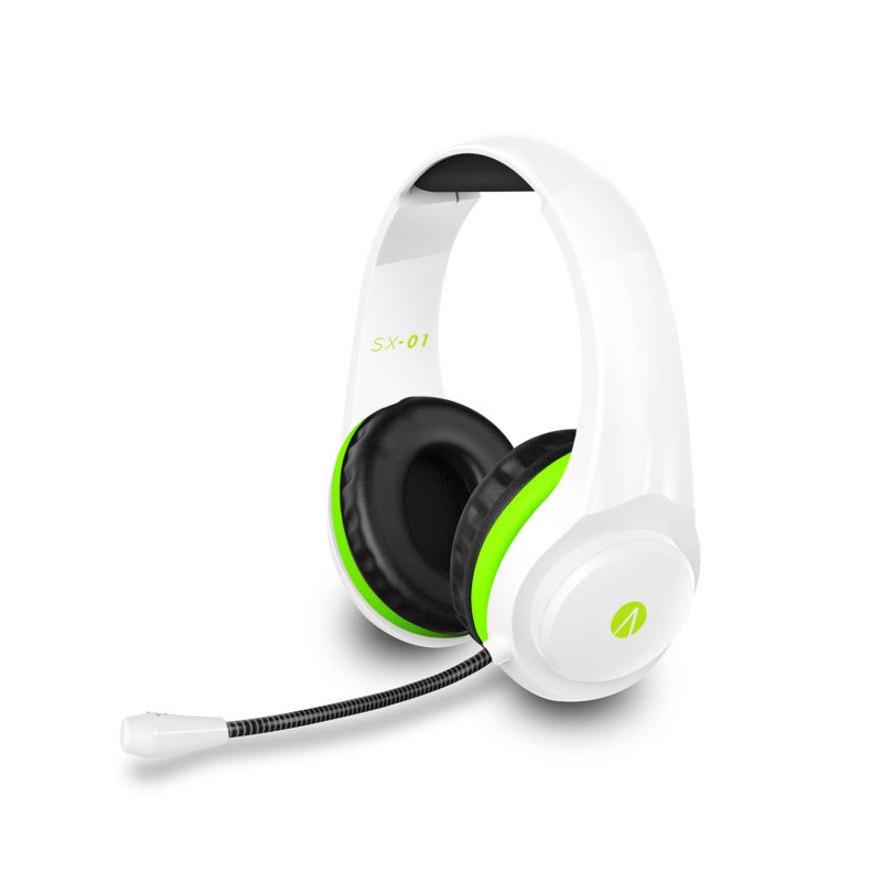SX 01 White Headset