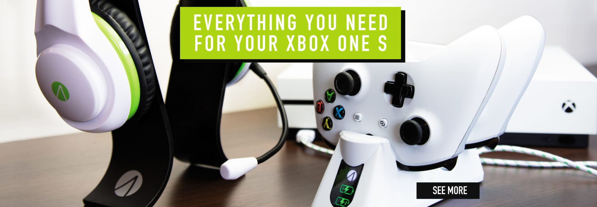 Xbox Charging Banner