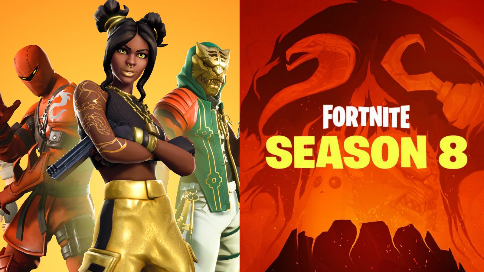 How To Win A Game Of Fortnite Season 8 Fortnite Season 8 Is Coming To A Close And So Are The Challenges Stealth